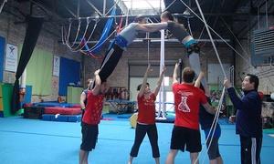 MSA & Circus Arts: $29 for Two Adult Sports-Acrobatics Classes at MSA & Circus Arts ($60 Value)