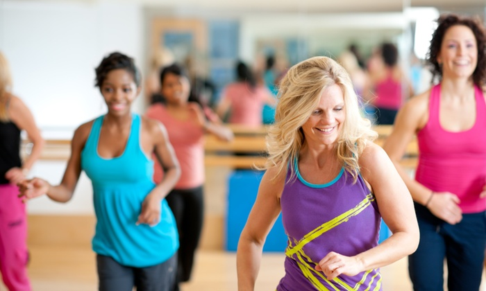Dance move live - East Highlands: Four Weeks of Unlimited Zumba Classes at Dance Move Live (60% Off)
