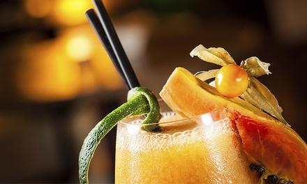 2x oder 4x Jumbo-Cocktail oder Longdrink nach Wahl inkl. 1x oder 2x Nachos und Dip im Rock Pit (54% sparen*)