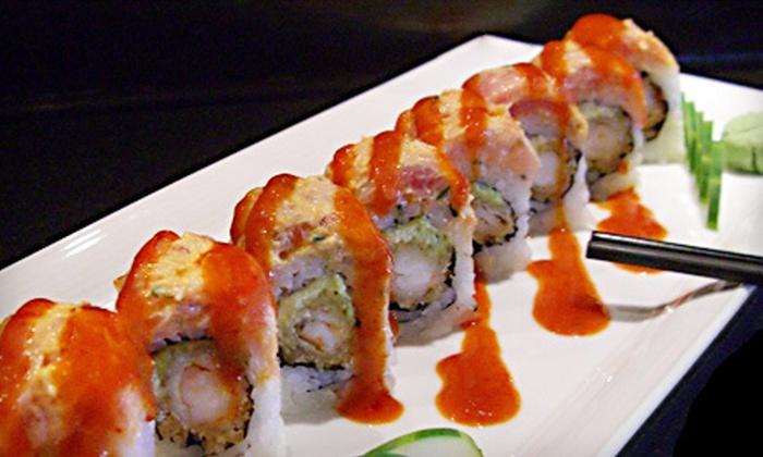 Kenny's Pan Asian Cuisine & Sushi Bar - Kenny's Pan Asain Cuisine: $17 for $35 Worth of Sushi and Asian Dinner Fare at Kenny's Pan Asian Cuisine & Sushi Bar in Bear