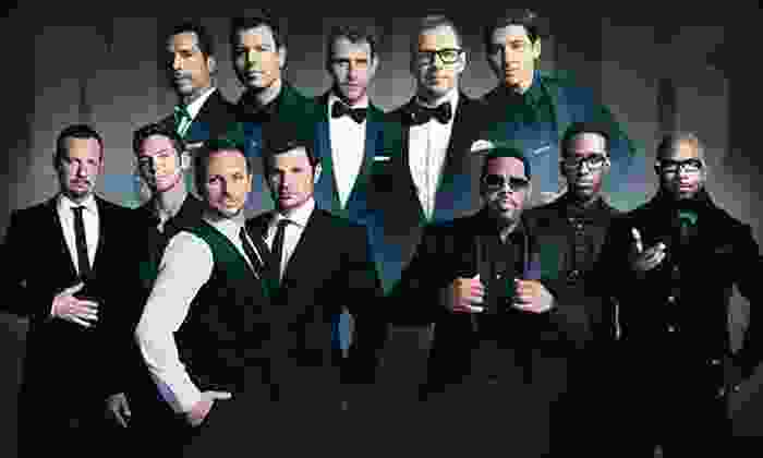 The Package Tour: New Kids On The Block With Guests 98° & Boyz II Men - Glendale: $49 for The Package Tour: New Kids On The Block With Guests 98° and Boyz II Men on July 14 (Up to $82.90 Value)