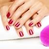 56% Off Shellac Manicure at Nail Talk and Hair
