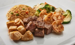 Up to $7 Off Hibachi, Poke Bowls & More at Sozo Grill at Sozo Japanese Grill, plus 6.0% Cash Back from Ebates.