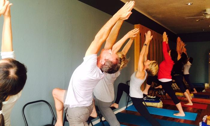 Yoga Arts - Roseville - Fleet Ridge: Four Yoga Classes at Yoga Arts (65% Off)