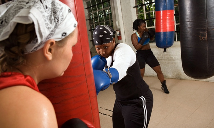 3D Fitness - Greenville: One or Three Months of Unlimited Kickboxing Sessions at 3D Fitness (50% Off)