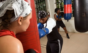 3D Fitness: One or Three Months of Unlimited Kickboxing Sessions at 3D Fitness (50% Off)