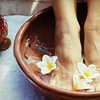 Up to 75% Off Foot-Detox Sessions