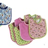 6-Pack of Cotton Baby Bibs