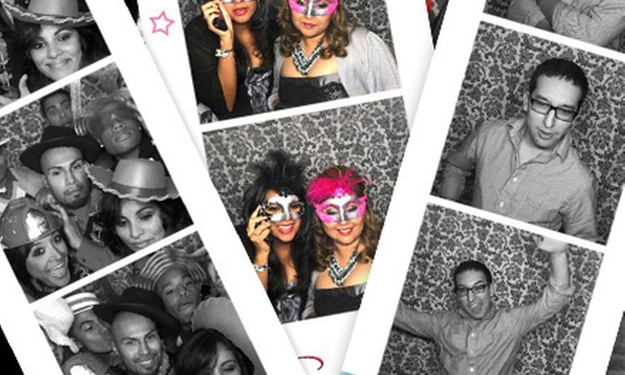 Doris Photography - Chicago: $399 for a Four-Hour Photo-Booth Rental from Doris Photography ($800 Value)