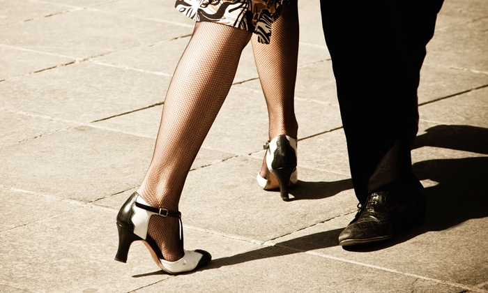 Westside Dance Center - Dent: 10 Group Ballroom-Dance Lessons or Two Private and Two Group Dance Lessons at Westside Dance Center (Up to 69% Off)