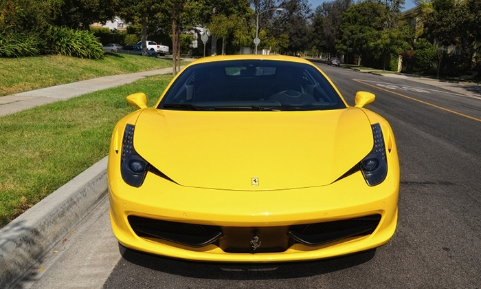 P7 Performance - San Francisco: Full-Day Rental of a Luxury Sports Car (Up 53% to  Off)
