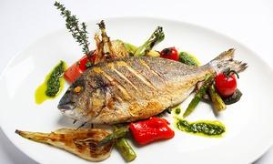 מסעדת הים התיכון: לרגל הפתיחה המחודשת של מסעדת הים התיכון בגילה: ארוחת דגים מלאה רק ב-159 ₪ לזוג! תקף גם בשבתות וחגים