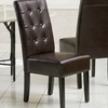 Addison Leather Dining Chairs (Set of 2)