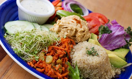 Farm-to-Table Lunch or Dinner at SoBro Cafe (Up to 40% Off)