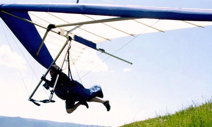 Freedom Flight School - Coldstream: Half-Day Introduction to Hang Gliding Course for One or Two at Freedom Flight School (Up to 52% Off)