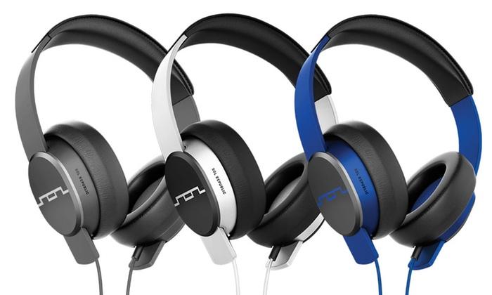 Sol Headphones Over Ear