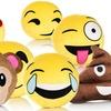 Emoticon Plush Pillow