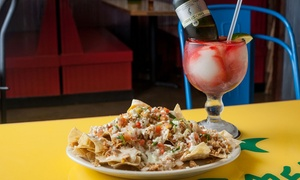 Fuzzys Taco Shop: $20 for Two Groupons, Each Good for $15 Worth of Mexican Food at Fuzzys Taco Shop ($30 Value)