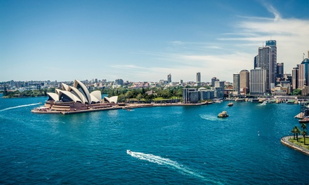 Groupon Deal: ✈ 8-Day Sydney Vacation with Airfare. Price per Person Based on Double Occupancy (Buy 1 Groupon/Traveler).
