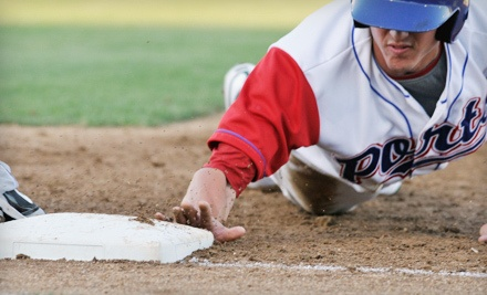 Stockton Ports Baseball Home Game in April or May at Banner Island Ballpark: MVP Seating for 2 - Stockton Ports in Stockton