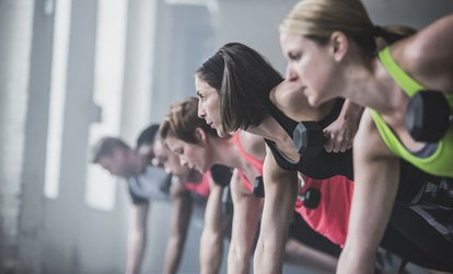 image for <strong>Boot</strong> Camp Fitness Classes at Rev Fitness (Up to 55% Off)