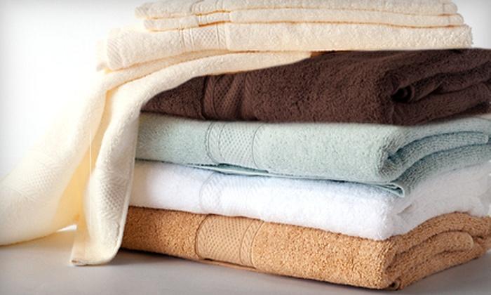 Suite Spot Microcotton Towel Set: $59 for a Suite Spot Six-Piece Microcotton Towel Set with Shipping Included ($127.89 Total Value). Six Colours Available.