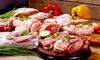 Boucherie Ch. Huet Migné - Biard - Plusieurs adresses: Panier de viandes, à récupérer sur place à 42,90 € à la Boucherie Ch. Huet Migné - Biard