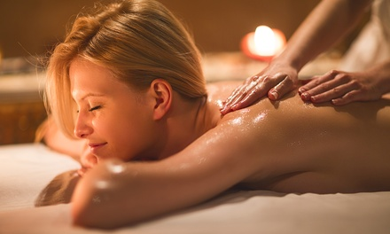 Full Body Oil Massage $20 or Pamper Package $69 at Wangs Acupuncture and Massage Up to $145 Value