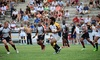 Atlanta Rhinos - Atlanta Silverbacks Stadium: Atlanta Rhinos Rugby Game for Two or Four on Saturday, July 12, at 4 p.m. at Atlanta Silverbacks Park (Up to Half Off)