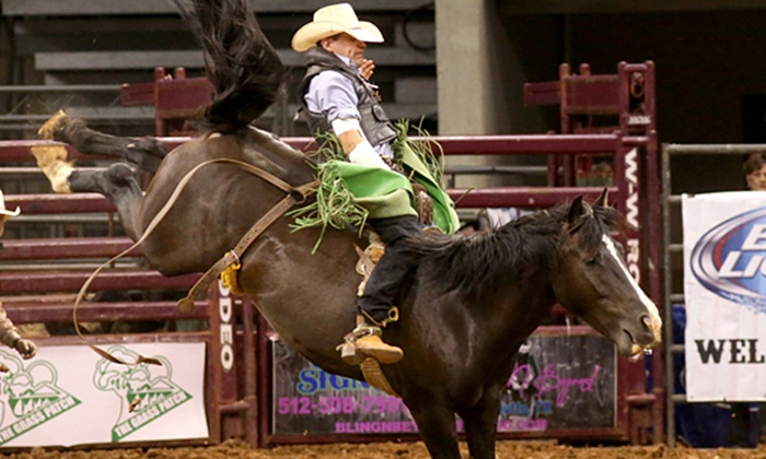 HOOey Cedar Park Rodeo
