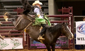 HOOey Cedar Park Rodeo: Wild West Week presented by HOOey Brands HOOey Cedar Park Rodeo (June 17–19)