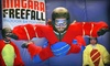 Niagara Freefall and Interactive Center - Hamilton:  C$69 for an Indoor-Skydiving Experience at Niagara Freefall and Interactive Center (C$120 Value)