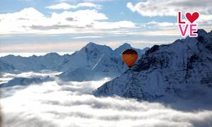 CHARBONNIER MONGOLFIERE: Volo in mongolfiera di un'ora a scelta tra 2 percorsi da Charbonnier Mongolfiere