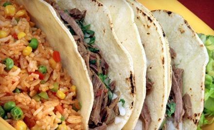 Los Tacos thanks you for your loyalty - Los Tacos in Pasadena