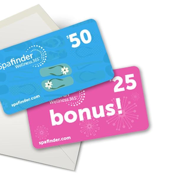 Spafinder Wellness Egift Cards Spafinder Wellness 365 Groupon