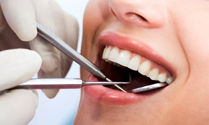 Terrace Smiles Dentistry: Dental Exam or Whitening Package at Terrace Smiles Dentistry (Up to 88% Off)