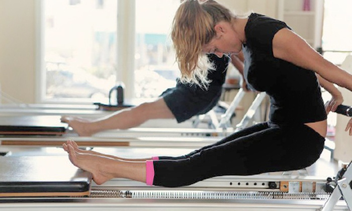 Energy Within - Encinitas: Five or Eight Pilates Reformer Classes at Energy Within (Up to 74% Off)