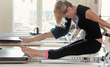 Five or Eight Pilates Reformer Classes at Energy Within (Up to 74% Off)