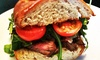 Lily Jack's Catering: Soup, Salad, and Sandwich Catering at Lily Jack's Sandwich Shack (Up to 53% Off). Four Options Available.