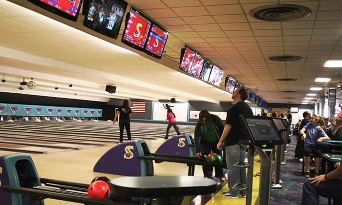 Sequoia Pro Bowl - Columbus: Bowling Outing with Pizza for Four or Bowling Outing for Two at Sequoia Pro Bowl (Up to 65% Off)