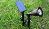 SolarEK Solar LED Waterproof Spotlights Landscape Lighting