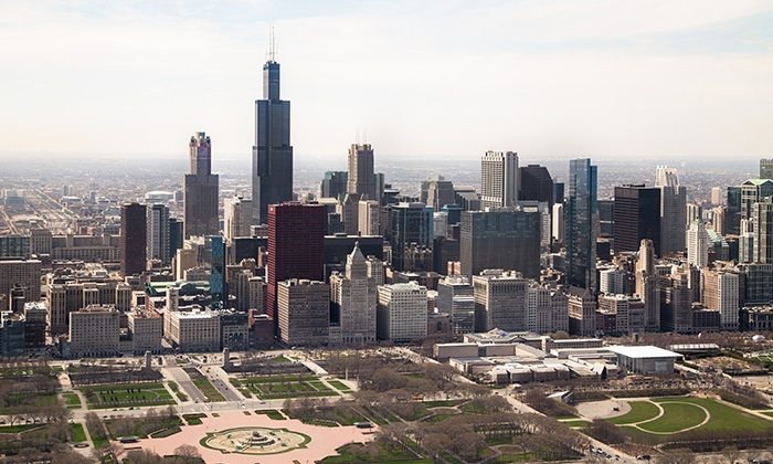 Top Chicago Helicopter Tours. View All Chicago Tours. Category. Filter. Price $ $ Duration. Up to 1 hour 1 to 4 hours 4 hours to 1 day 1 to 3 days 3+ days. Specials. Deals & Discounts. Cancellation Policy. Free Cancellation. You can cancel for a full refund up to 24 hours in advance. Travel like a VIP on this premier helicopter tour over.