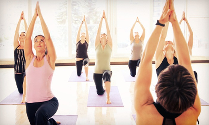 Hot Yoga Chelmsford - Chelmsford: 10 or 20 Classes at Hot Yoga Chelmsford (Up to 80% Off)