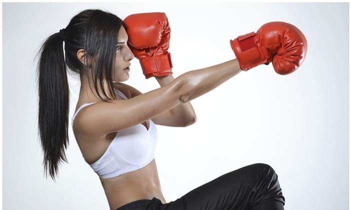 San Shou Martial Arts - San Shou Martial Arts: Up to 61% Off Kickboxing at San Shou Martial Arts