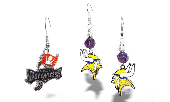 Stadium Jewels: Team-Logo Jewelry from Stadium Jewels (Up to 42% Off). Two Options Available.