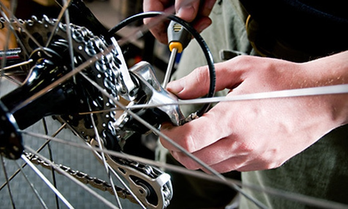 Hartley's Cycle Shoppe - Hinsdale: $39 for a Basic Bike Tune-Up at Hartley's Cycle Shoppe ($84.99 Value)