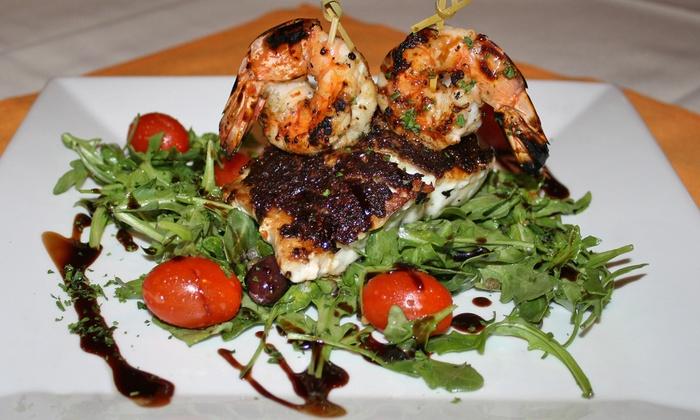 La Mancha Restaurant - Park West: Spanish Lunch or Dinner for Two or Four at La Mancha Restaurant (Up to 42% Off)