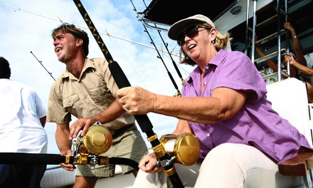 $52 for a Four-Hour Sportfishing Trip for One from FishBolo TM, LLC  ($99 Value)