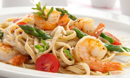 New American Cuisine for Two or Four at Cafe 5150 (50% Off)