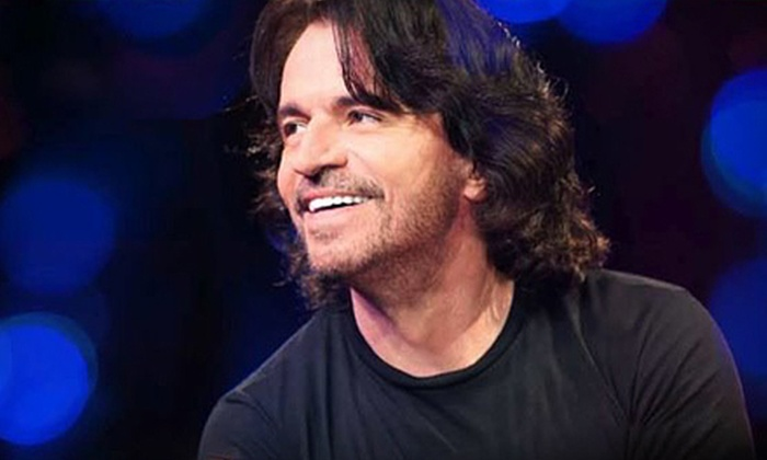 An Evening with Yanni Under the Stars - Harlow: An Evening with Yanni Under the Stars at The Cuthbert Amphitheater on July 31 at 7:30 p.m. (Up to Half Off)